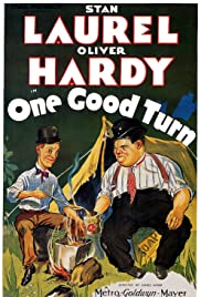One Good Turn Poster