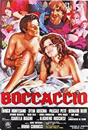 Nights of Boccaccio Poster