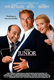 Junior (1994) Poster - Movie Forum, Cast, Reviews