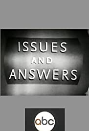 Issues and Answers Poster