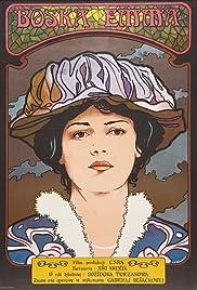 Bozská Ema Poster