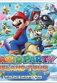 Mario Party: Island Tour Poster