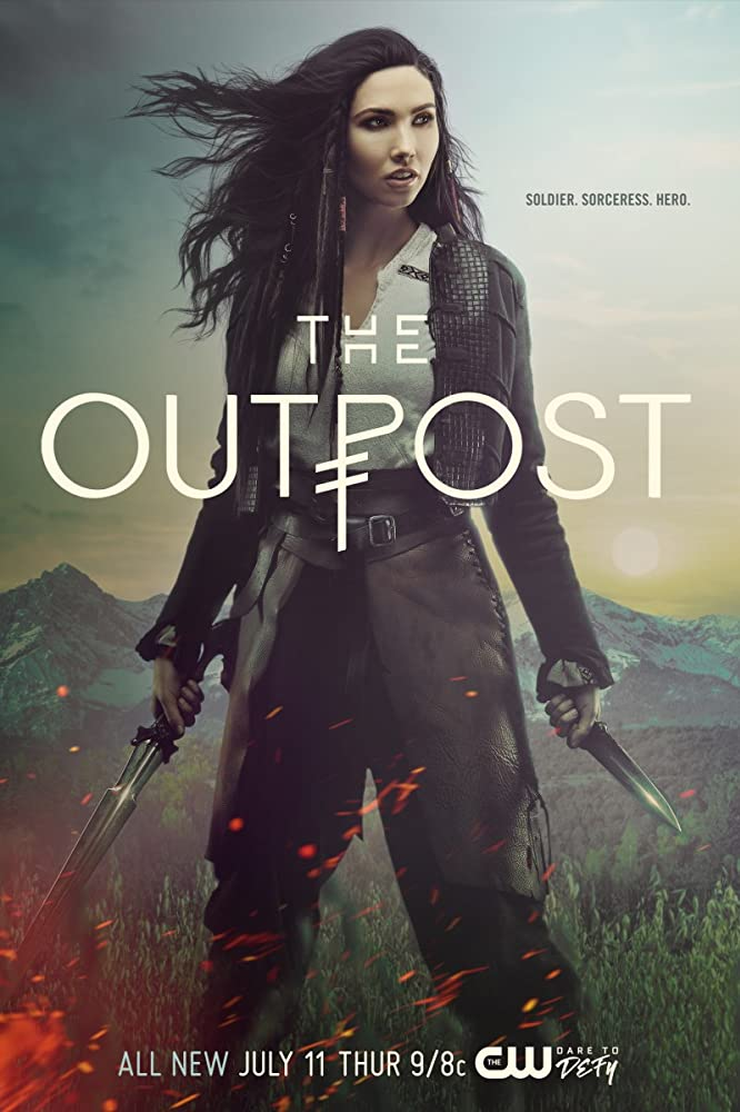 Jessica Green in The Outpost (2018)