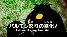 Parumon ikari no shinka