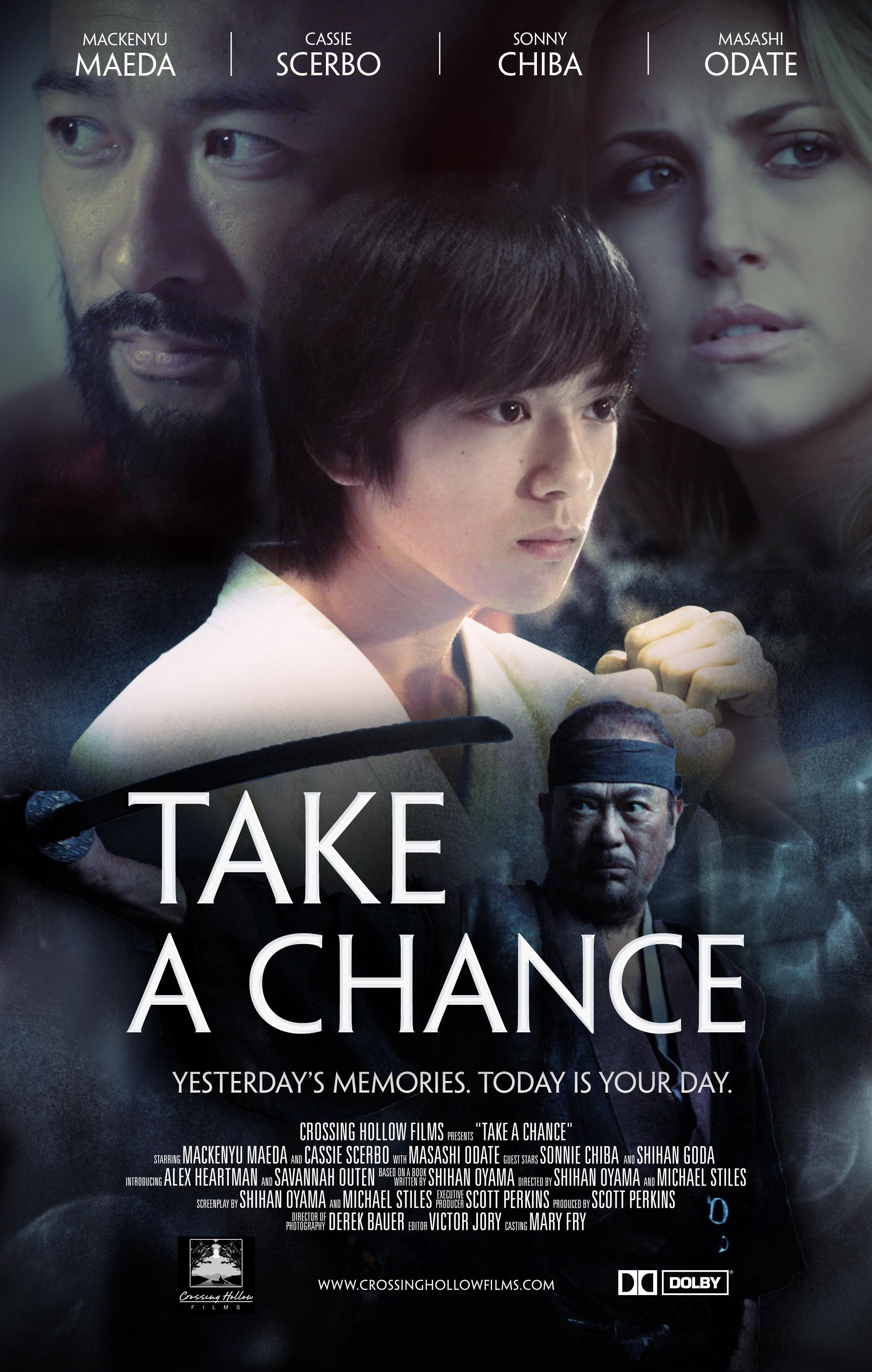 Take A Chance 2015 Imdb