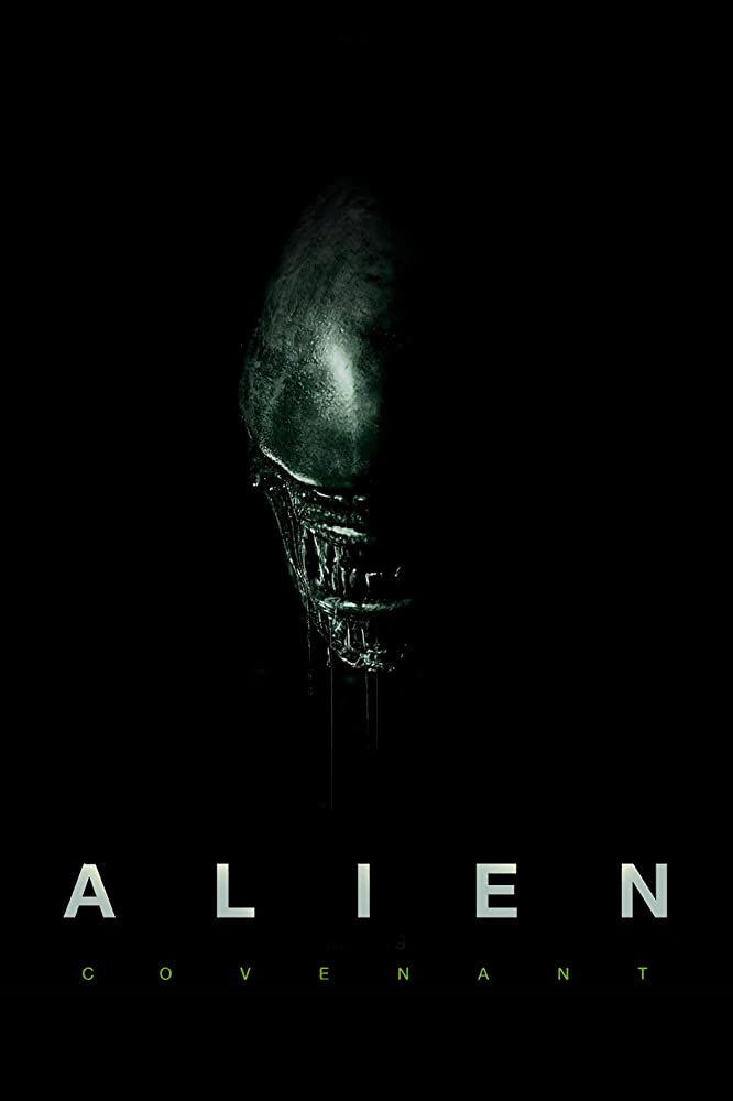 Alien: Covenant (2017) DVD-R Oficial Torrent Download