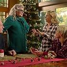 Ed Begley Jr., Melissa Joan Hart, Faith Prince, and Nicky Whelan in Dear Christmas (2020)