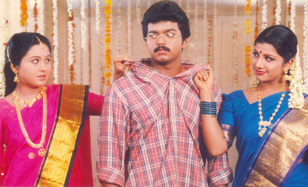 Unai Ninaithu hd video songs download[1998]   Ninaithen Vandhai   Vijay, Rambha, Devayani   Deva   SelvaBarathi