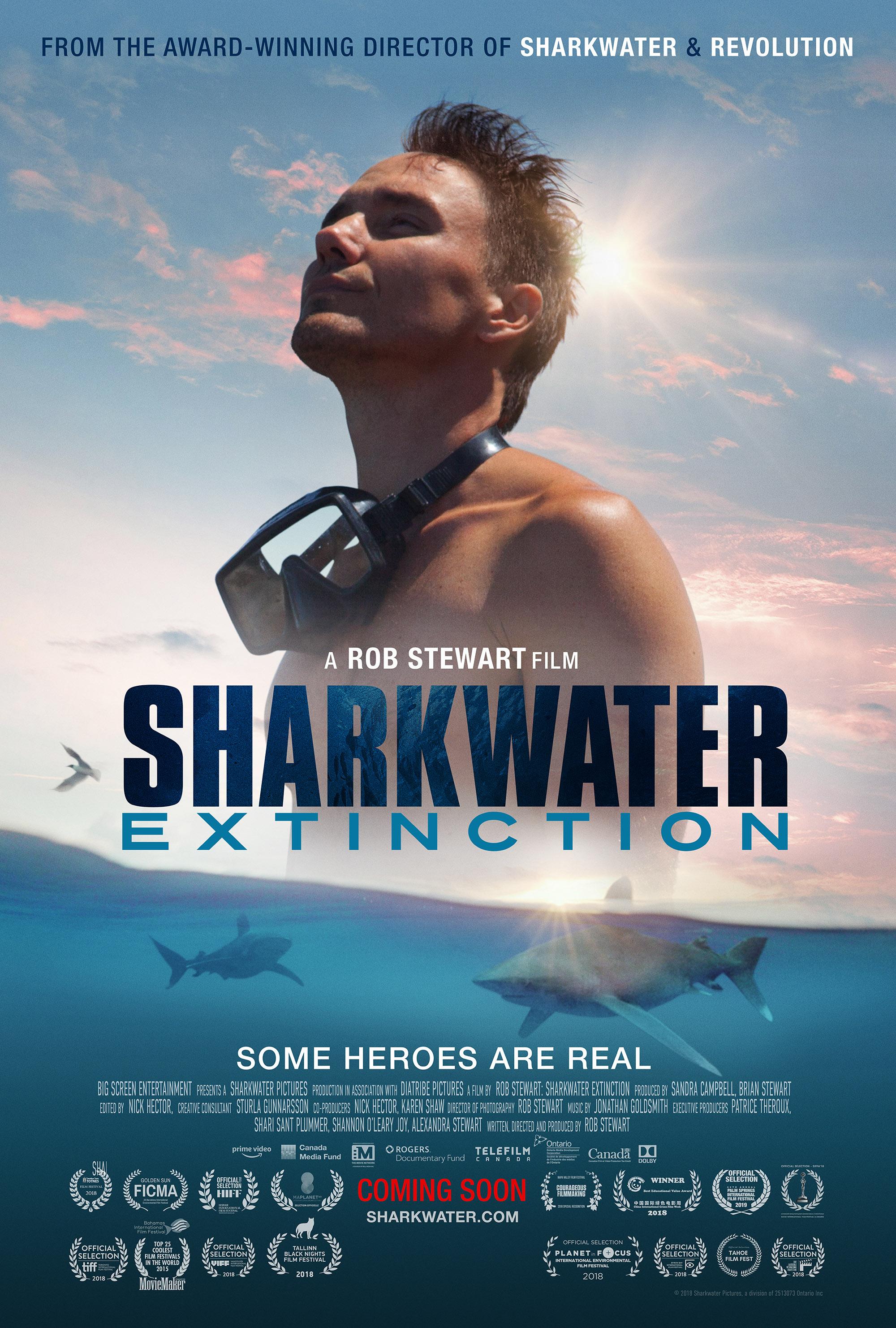Sharkwater Extinction (2018) WEBRip 720p & 1080p