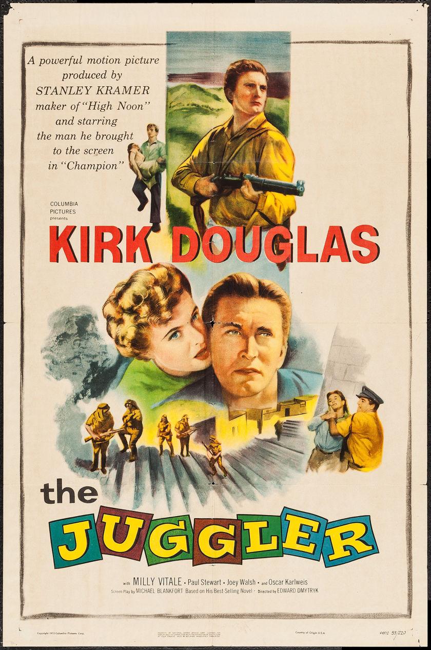 The Juggler 1953 Imdb