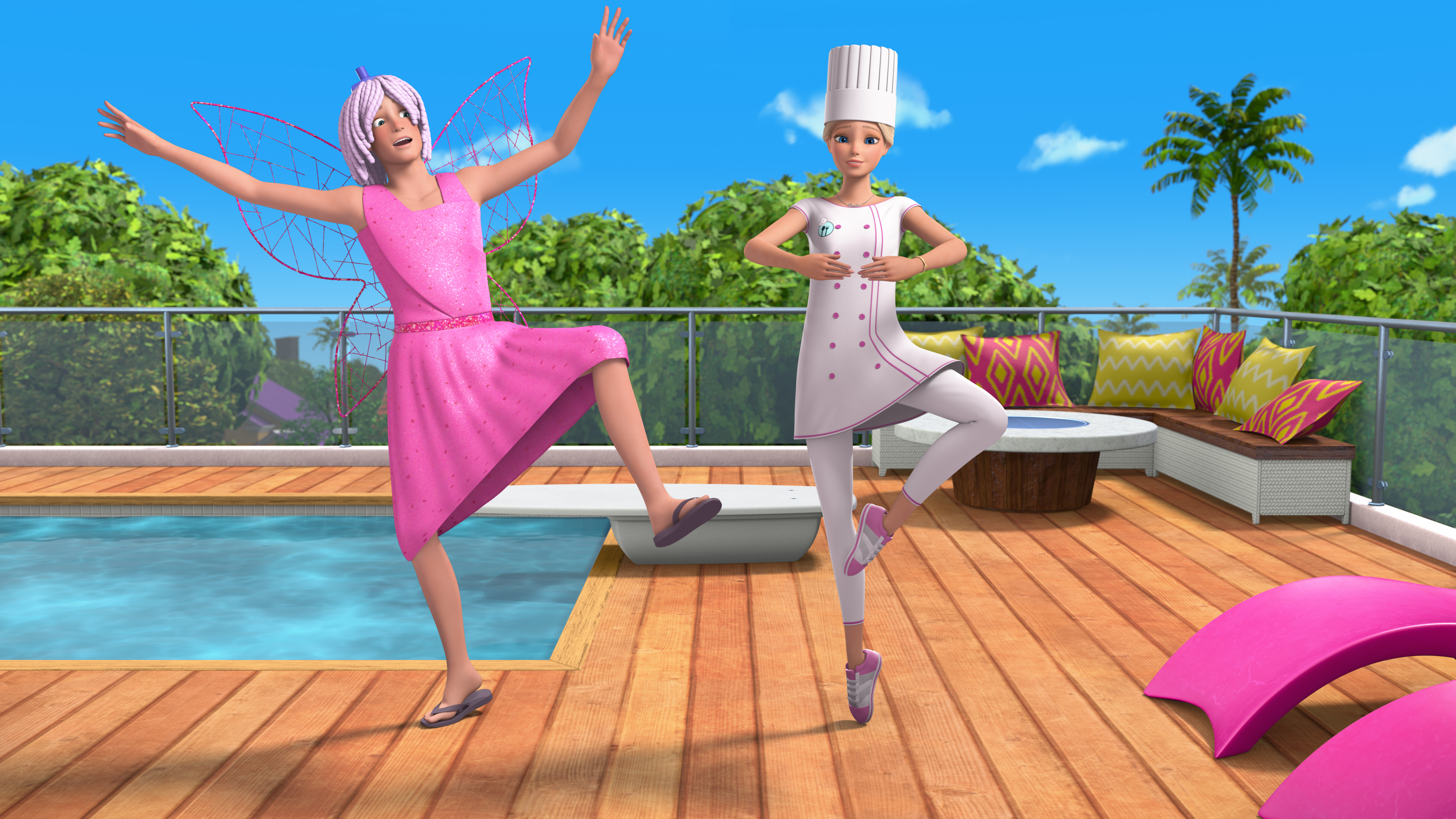arrives better popular brand Barbie Dreamhouse Adventures