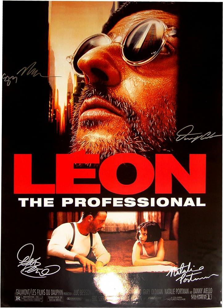 leon the professional 1994 full movie hd