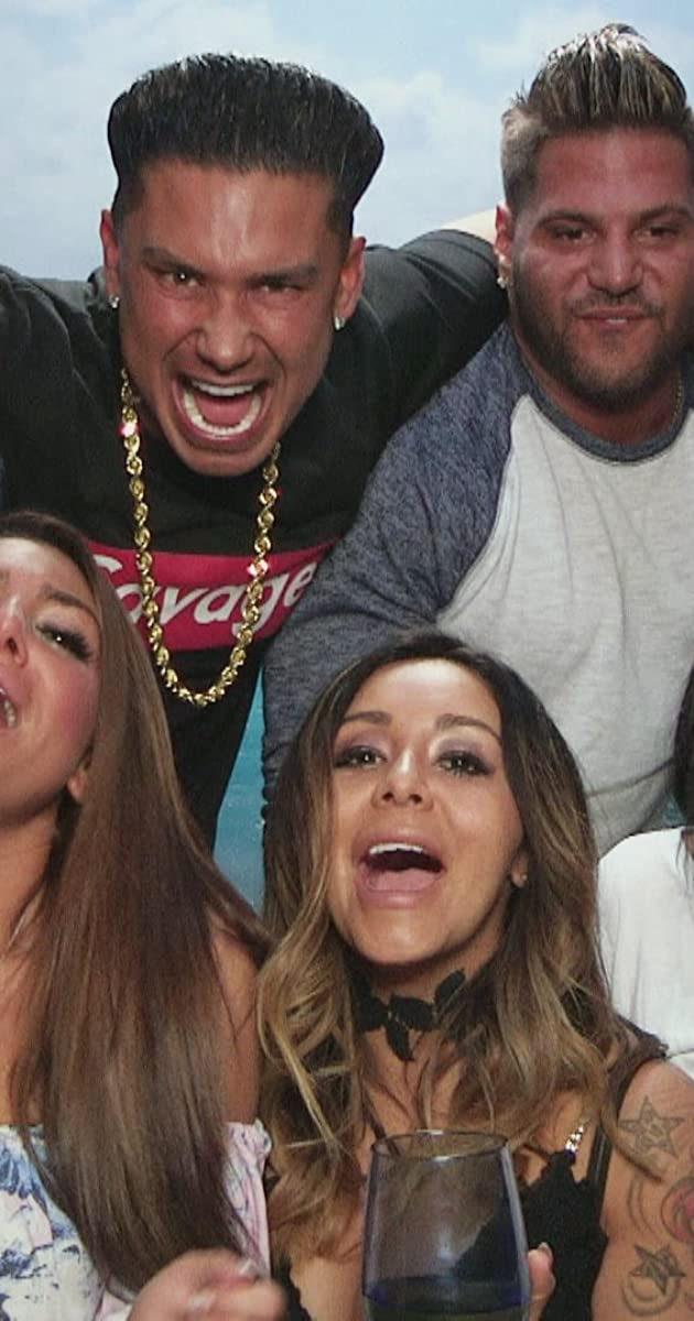 """Jersey Shore Family Vacation Cast: """"Jersey Shore Family Vacation"""" What's In The Bag? (TV"""