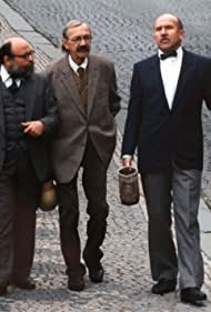Arnost Goldflam, Josef Kemr, and Petr Nározný in Malostranske humoresky (1996)