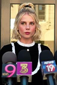 Lucy Boynton in The Politician (2019)