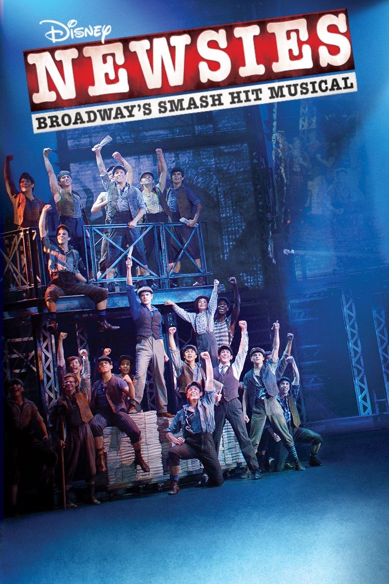 Disney's Newsies the Broadway Musical (2017) - IMDb