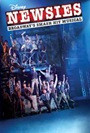 Image result for newsies live