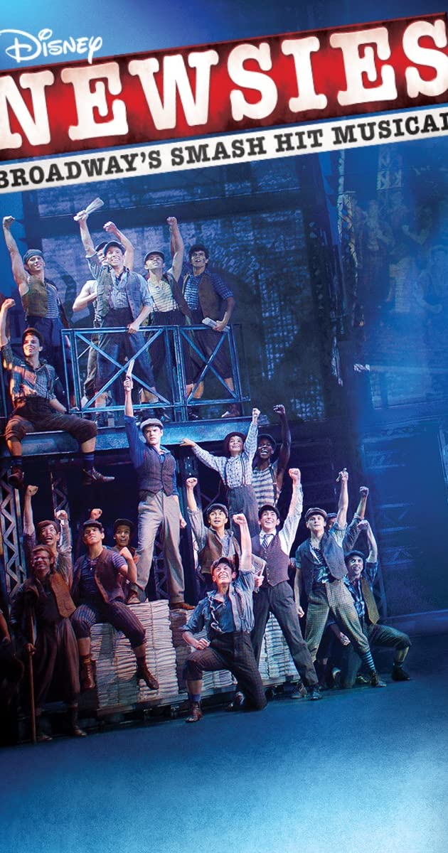 Disney's Newsies: The Broadway Musical! (2017) Subtitles