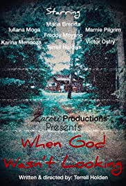 When God Wasn't Looking Poster