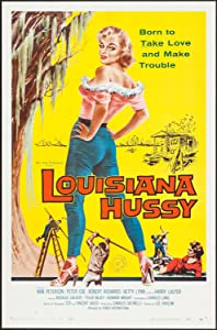 English movie dvd download The Louisiana Hussy by [WEBRip]