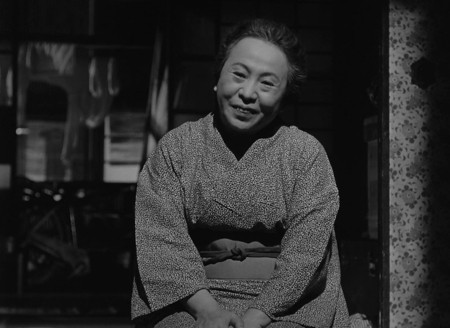 Teruko Nagaoka in Sôshun (1956)