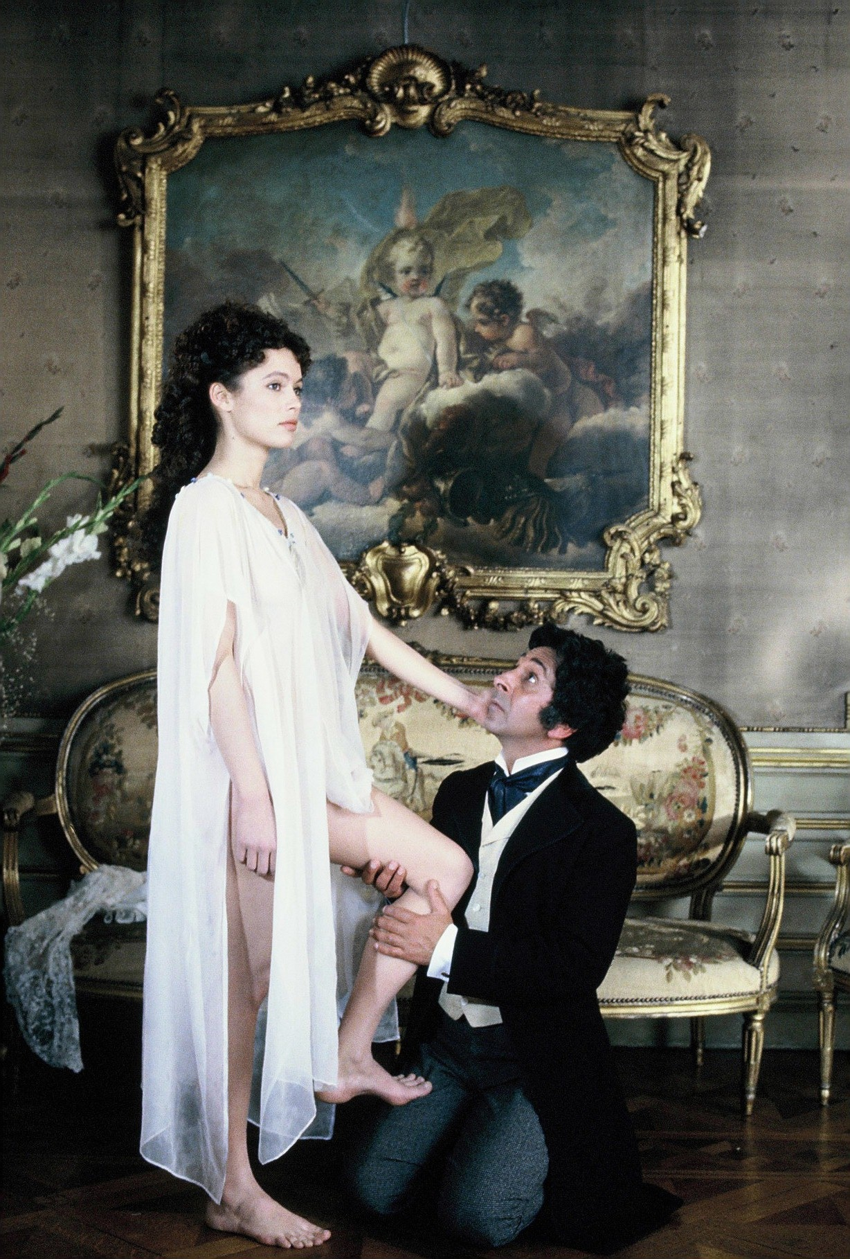 Ana Padrão and Roshan Seth in 1871 (1990)