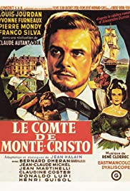 The Story of the Count of Monte Cristo (1961) Poster - Movie Forum, Cast, Reviews