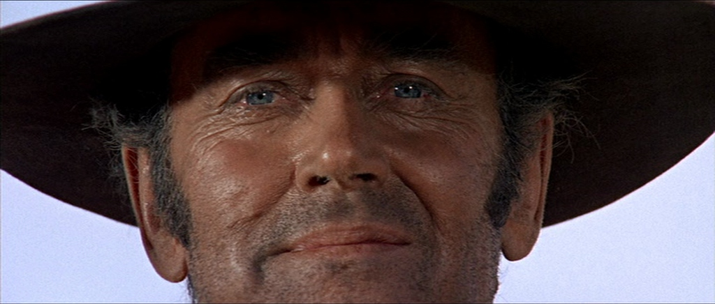 Henry Fonda in C'era una volta il West (1968)