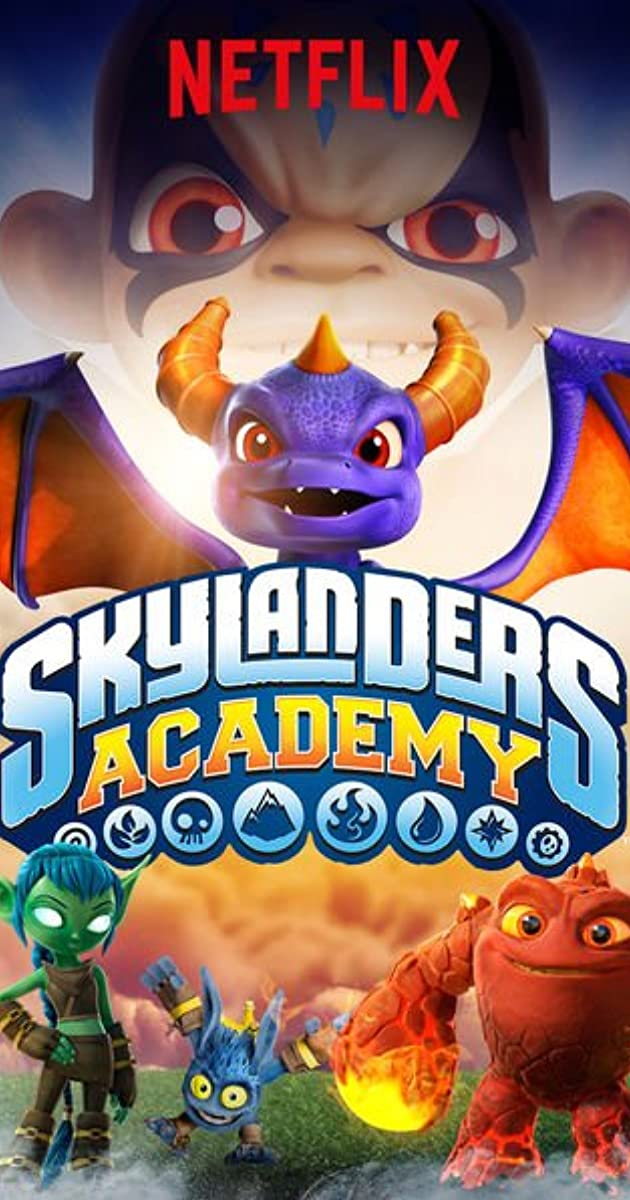 Skylanders Academy Tv Series 2016 Full Cast Crew Imdb