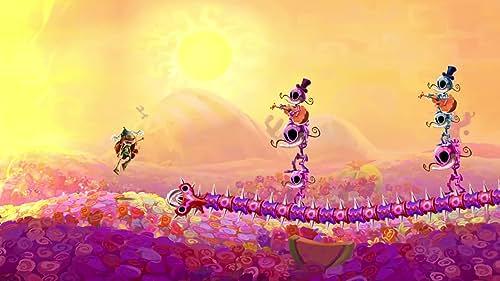 Rayman Legends: Mariachi Madness