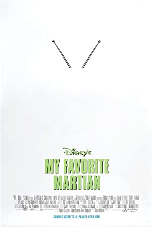 Movie My Favorite Martian (1999)