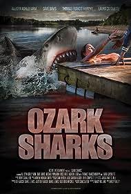 Allisyn Snyder and Dave Davis in Ozark Sharks (2016)