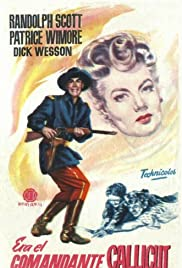 The Man Behind the Gun (1953) Poster - Movie Forum, Cast, Reviews