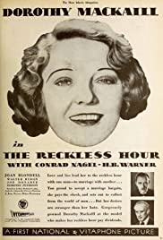 The Reckless Hour Poster