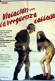 Viol, la grande peur Poster