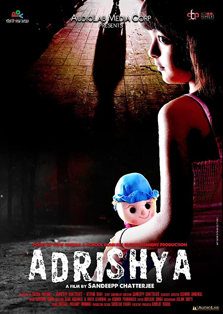 Adrishya 2017 Hindi 300MB HDTVRip 480p x264