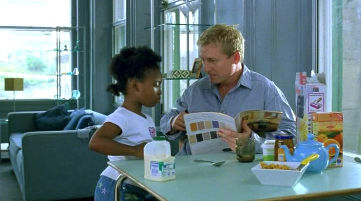 Richard Roxburgh and Angel Thomas in The One and Only (2002)