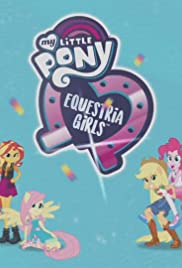 My Little Pony Equestria Girls: Choose Your Own Ending Poster