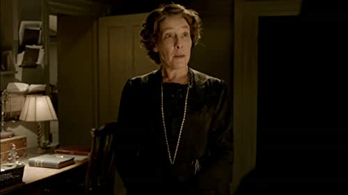 Downton Abbey: Mrs. Hughes And Mr. Carson Talk About Ms. Swire