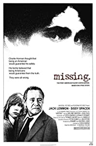 Full hd movie trailers download Missing by Costa-Gavras [4K2160p]
