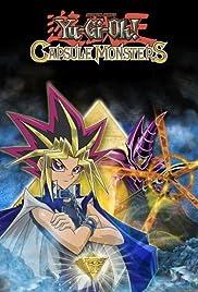 Yu-Gi-Oh! Capsule Monsters Poster