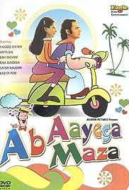 Ab Ayega Mazaa Poster