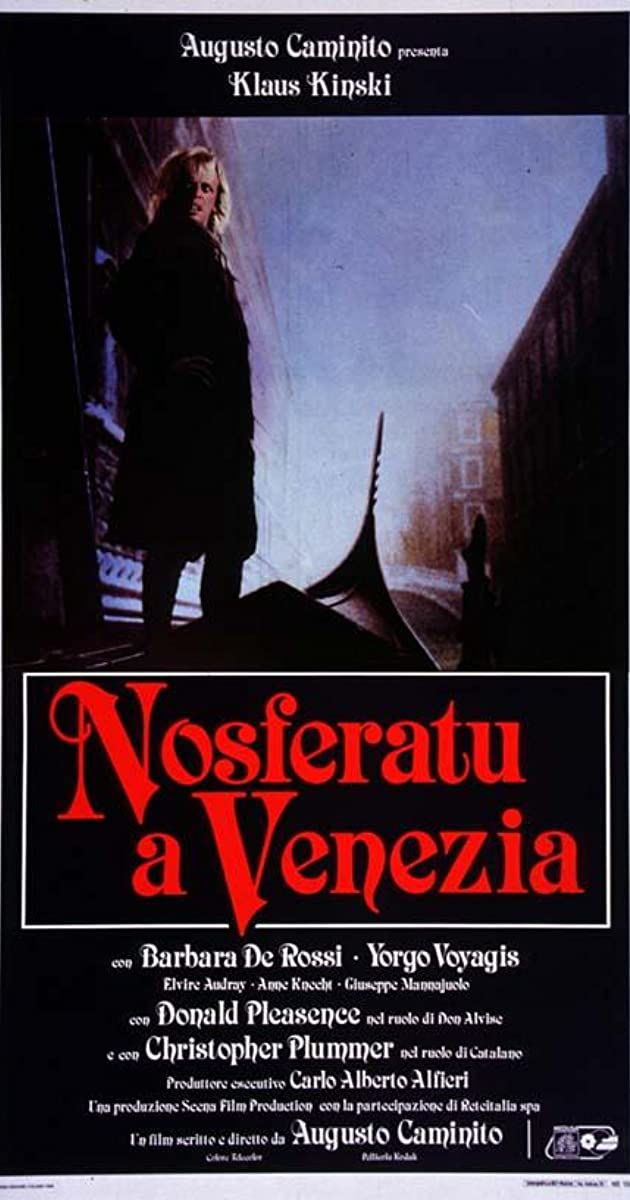 Download [18+] Vampire in Venice (1988) English 480p [300MB] | 720p [850MB]
