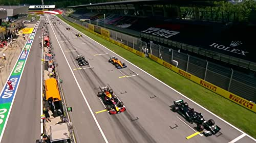 Formula 1: Drive To Survive: Season 3 Announcement