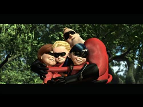 The Incredibles: Blu-ray Release