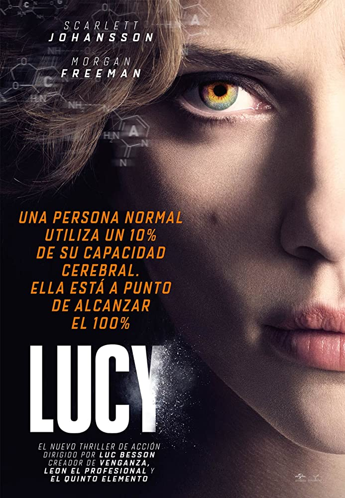 Lucy (2014) Subtitle Indonesia
