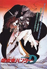 Vampire Hunter D (1985) Poster - Movie Forum, Cast, Reviews