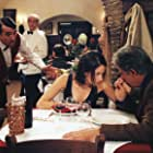 Marie Gillain, Andrea Cambi, Riccardo Garrone, and Giancarlo Giannini in La cena (1998)