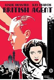 British Agent (1934) Poster - Movie Forum, Cast, Reviews