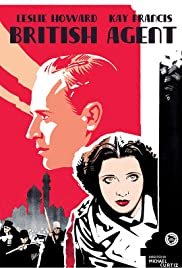 British Agent (1934) Poster - Movie Forum, Cast, Reviews
